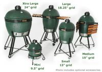 Big Green Egg ALGE Міні-піч гриль Big Green Egg