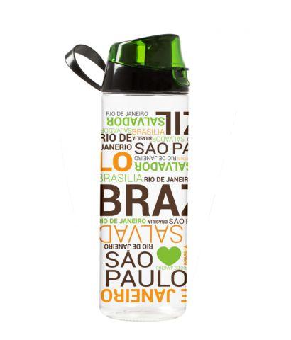 Бутылка для спорта HEREVIN 161506-005 Brazil 750 мл - Фляги для воды ... e640a9e002f