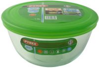 Pyrex 179P000 Салатник з кришкою 16 см. 1 л. COOK & STORE