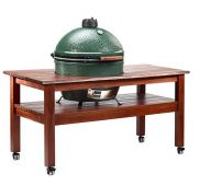 Довгий стіл для Big Green Egg XL Big Green Egg TMXL, Махагон