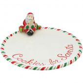 Тарілка REED AND BARTON 843928 COOKIES FOR SANTA 25,4 см