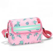Дитяча сумка Reisenthel IF 3055 EVERYDAYBAG 20 х 14.5 х 10 Сactus pink