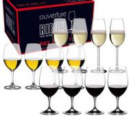 Набір келихів Riedel 5408/93 PAY 9 GET 12 Ouverture 12 штук