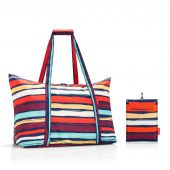 Сумка складаючася Reisenthel AG 3058 mini maxi shopper 16 х 23 х 2 см artist stripes