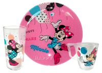 LUMINARC L4877 Набір дитячий 3пр DISNEY PARTY MINNIE