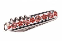 Ніж Victorinox 0.3303.7R2 / 1 Swiss Army Waiter №1 84 мм Білий