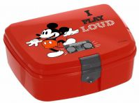 Ланч-бокс HEREVIN 161278-005 Disney Mickey Mouse 7x12x17 см