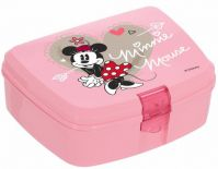 Ланч-бокс HEREVIN 161277-022 Disney Minnie Mouse 7x12x17 см