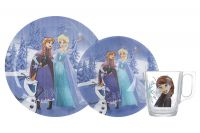 АКЦІЯ!  набір LUMINARC N5277 Disney Frozen Winter Magic 3 пр