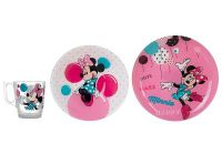 Дитячий набір LUMINARC N5279 Disney Party Minnie 3 пр