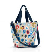 Сумка Reisenthel ZR 6038 shopper XS 31 х 21 х 16 см millefleurs