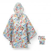 Дощовик Reisenthel AN 6038 mini maxi poncho 141 x 93 см millefleurs