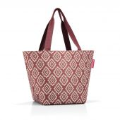 Сумка Reisenthel ZS 3065 shopper M 51х30,5х26 см diamonds rouge
