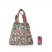 Сумка складана Reisenthel AT 7048 mini maxi shopper 43,5 x 60 x 7 см happy flowers