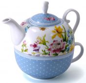 Набір для чаю Katie Alice KA_CU3671 English Garden 2 пр Tea For One