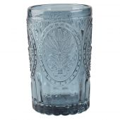 Склянка Katie Alice KA5227116 Navy Glass Tumbler 350 мл