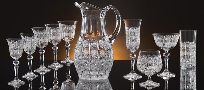 Картинки по запросу скляний і кришталевий посуд